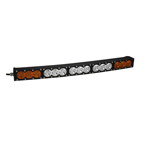 16 Series Curved Single Row LED Light bar